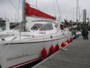 Sualiga, catamaran de croisière