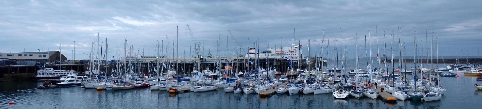 La flotte du Tour des Ports