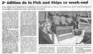 Article de la Presse de la Manche