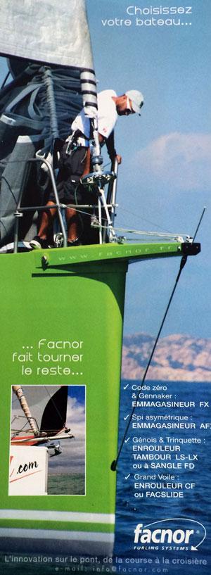 Enrouleur Facnor Flatdeck
