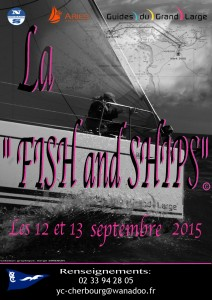 Affiche Fish & Ships 2015