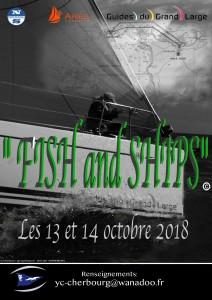 Affiche de la Fish & Ships 2018